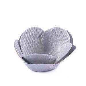 Forminhas para doces Alice - prata
