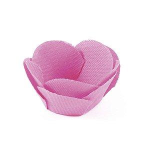 Forminhas para doces Alice - rosa médio