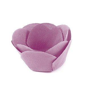 Forminhas para doces Alice - rosa seco