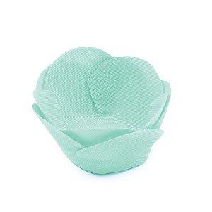 Forminhas para doces Alice - verde água