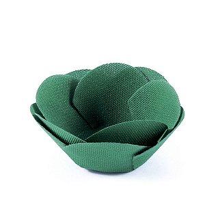 Forminhas para doces Alice - verde bandeira