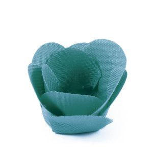 Forminhas para doces Alice - verde piscina escuro