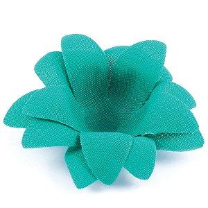 Forminhas para doces Aninha - verde piscina escuro