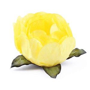 Forminhas para doces Bela - amarelo claro