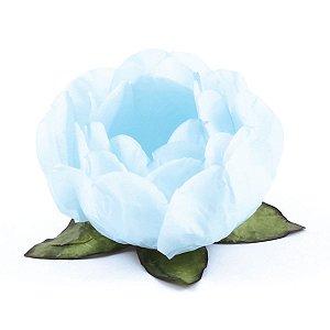 Forminhas para doces Bela - azul bebê