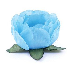 Forminhas para doces Bela - azul claro