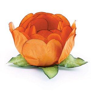 Forminhas para doces Bela - laranja queimado