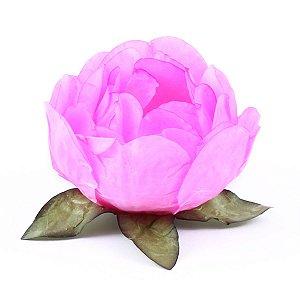 Forminhas para doces Bela - rosa médio
