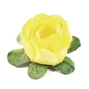 Forminhas para doces Bouganville Beauty - amarelo vivo