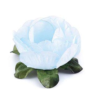 Forminhas para doces Bouganville Beauty - azul claro