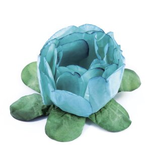 Forminhas para doces Bouganville Beauty - azul turquesa