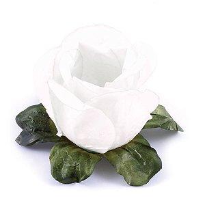 Forminhas para doces Bouganville Rosa - branca