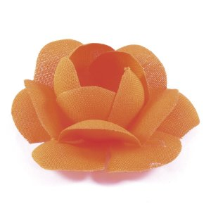 Forminhas para doces Camélia Chanel -  laranja