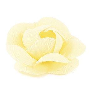Forminhas para doces Camélia Chanel - amarelo claro