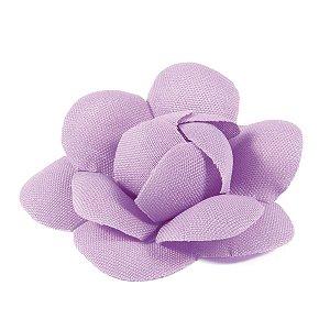 Forminhas para doces Camélia Chanel - lilás