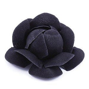 Forminhas para doces Camélia Chanel - preta