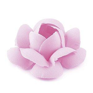 Forminhas para doces Camélia Chanel - rosa