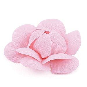 Forminhas para doces Camélia Chanel - rosa claro