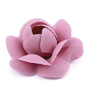 Forminhas para doces Camélia Chanel - rosa seco