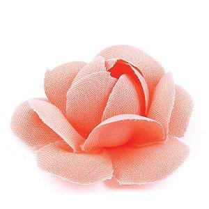 Forminhas para doces Camélia Chanel - salmão