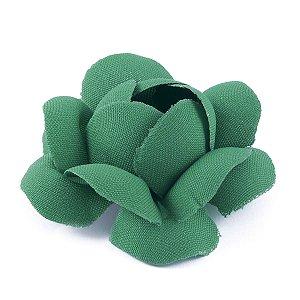 Forminhas para doces Camélia Chanel - verde bandeira