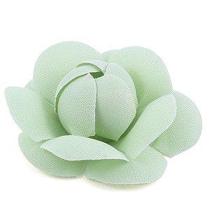 Forminhas para doces Camélia Chanel - verde claro