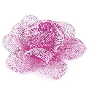 Forminhas para doces Camélia Chanel Tela - rosa
