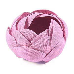 Forminhas para doces Camélia Fechada  - rosa seco