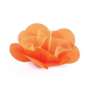 Forminhas para doces F14 Tafetá - laranja