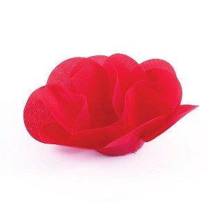 Forminhas para doces F14 Tafetá - vermelha