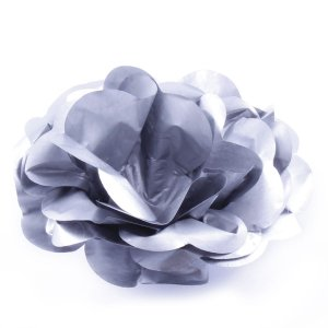 Forminhas para doces Fashion Stefani - prata