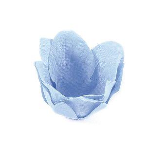 Forminhas para doces Lia - azul claro