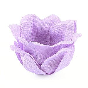 Forminhas para doces Lia - lilás claro