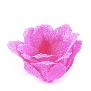 Forminhas para doces Lia - rosa chiclete