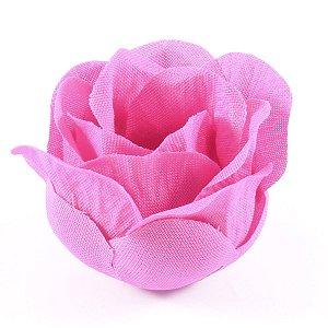Forminhas para doces Lila - rosa chiclete