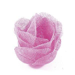Forminhas para doces Lila Tela - rosa