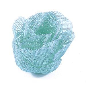 Forminhas para doces Lila Tela - verde piscina