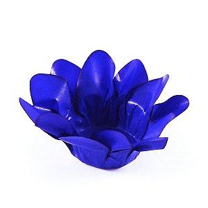 Forminhas para doces Lírio - azul royal