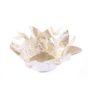 Forminhas para doces Lírio - lilás