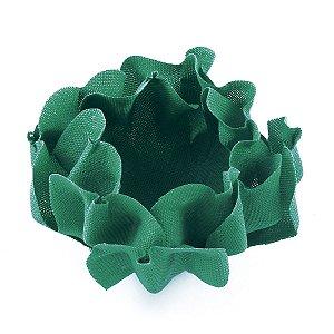 Forminhas para doces Luna - verde bandeira