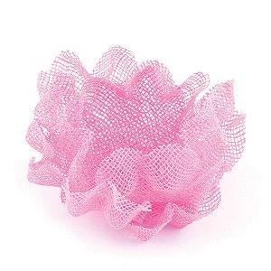 Forminhas para doces Luna Tela - rosa