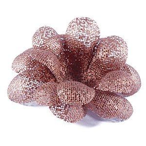 Forminhas para doces Nina Tela - bronze