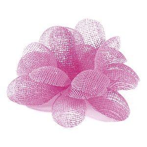 Forminhas para doces Nina Tela - rosa