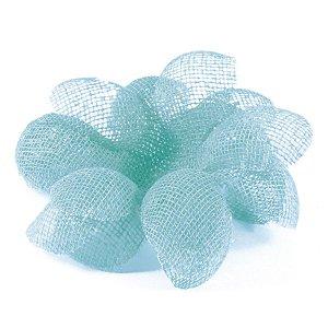 Forminhas para doces Nina Tela - verde piscina
