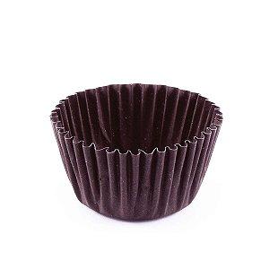 Forminhas para doces nº4 - marrom