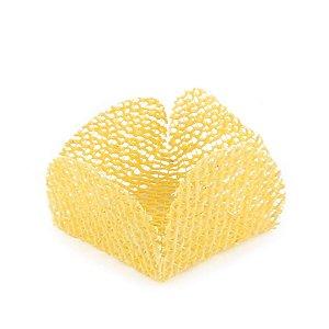 Forminhas para doces Petala Tela - amarela