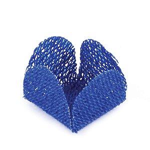 Forminhas para doces Petala Tela - azul royal