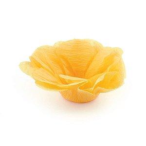 Forminhas para doces R82 - amarelo ouro