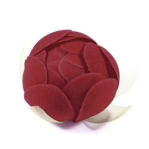 Forminhas para doces Renata - vermelho escuro