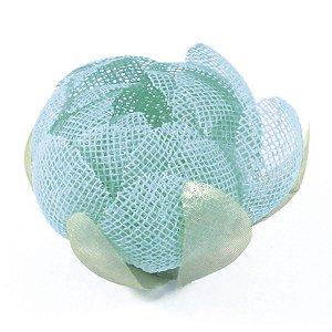 Forminhas para doces Renata Tela - verde piscina